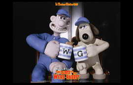 Wallace & Gromit: The Curse of the Were-Rabbit - 11 x 17 Movie Poster - Style D