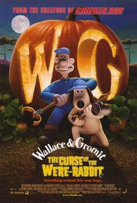 Wallace & Gromit: The Curse of the Were-Rabbit - 11 x 17 Movie Poster - Style H