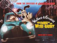 Wallace & Gromit: The Curse of the Were-Rabbit - 27 x 40 Movie Poster - Style C