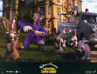 Wallace & Gromit: The Curse of the Were-Rabbit - 11 x 14 Poster French Style C