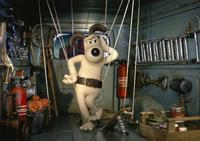 Wallace & Gromit: The Curse of the Were-Rabbit - 8 x 10 Color Photo #3