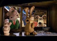 Wallace & Gromit: The Curse of the Were-Rabbit - 8 x 10 Color Photo #8