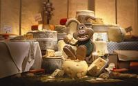 Wallace & Gromit: The Curse of the Were-Rabbit - 8 x 10 Color Photo #14