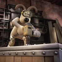 Wallace & Gromit: The Curse of the Were-Rabbit - 8 x 10 Color Photo #18