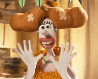 Wallace & Gromit: The Curse of the Were-Rabbit - 8 x 10 Color Photo #19