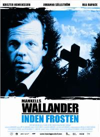 Wallander - 27 x 40 Movie Poster - Danish Style A
