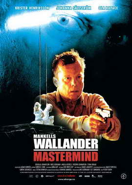 Wallander - 27 x 40 Movie Poster - Norwegian Style A