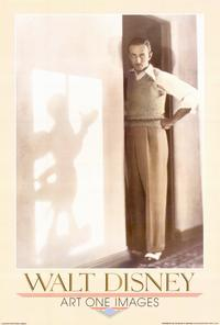 Walt Disney - Gallery Print - 27 x 40 Movie Poster - Style A