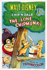 Walt Disney's The Lone Chipmunks - 11 x 17 Movie Poster - Style A
