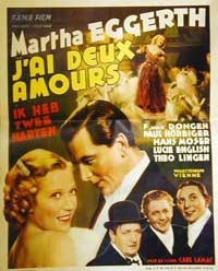 Waltz Melodies - 11 x 17 Movie Poster - French Style A