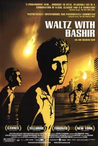 Waltz With Bashir - 43 x 62 Movie Poster - Bus Shelter Style A