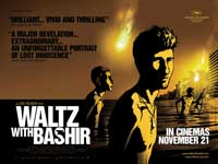 Waltz With Bashir - 11 x 17 Movie Poster - UK Style A