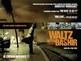 Waltz With Bashir - 11 x 17 Movie Poster - Style B