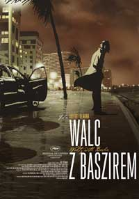 Waltz With Bashir - 11 x 17 Movie Poster - Polish Style A