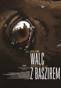Waltz With Bashir - 11 x 17 Movie Poster - Polish Style C