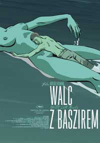 Waltz With Bashir - 11 x 17 Movie Poster - Polish Style D