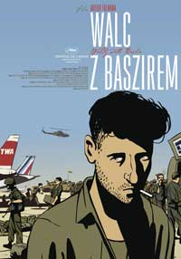 Waltz With Bashir - 11 x 17 Movie Poster - Polish Style E