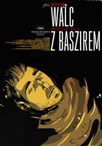 Waltz With Bashir - 11 x 17 Movie Poster - Polish Style F
