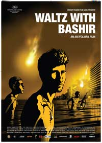Waltz With Bashir - 11 x 17 Movie Poster - Style C