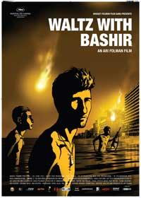 Waltz With Bashir - 27 x 40 Movie Poster - Style B
