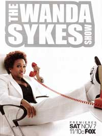 Wanda Sykes - 11 x 17 TV Poster - Style A
