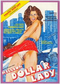 Wanda Whips Wall St - 27 x 40 Movie Poster - German Style A