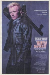 Wanted Dead or Alive - 11 x 17 Movie Poster - Style A