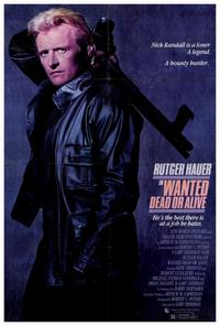 Wanted Dead or Alive - 27 x 40 Movie Poster - Style A