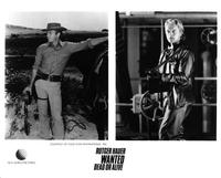 Wanted Dead or Alive - 8 x 10 B&W Photo #1