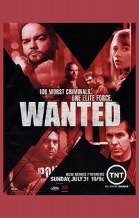 Wanted - 11 x 17 TV Poster - Style A