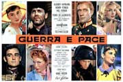 War and Peace - 11 x 14 Poster Spanish Style A