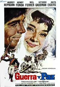 War and Peace - 11 x 17 Movie Poster - Spanish Style D