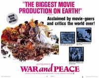 War and Peace - 11 x 14 Movie Poster - Style C