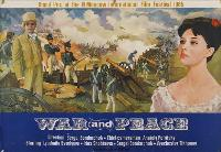 War and Peace - 11 x 17 Movie Poster - Russian Style A