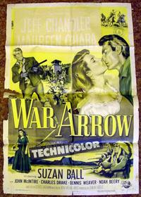 War Arrow - 11 x 17 Movie Poster - Style A