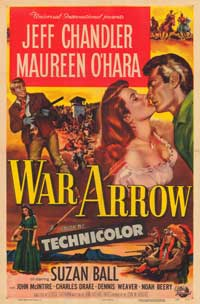 War Arrow - 43 x 62 Movie Poster - Bus Shelter Style A