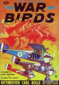 War Birds (Pulp) - 11 x 17 Pulp Poster - Style A