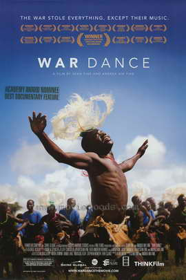 War Dance - 11 x 17 Movie Poster - Style A