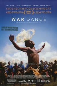 War Dance - 43 x 62 Movie Poster - Bus Shelter Style A