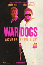 """War Dogs"" Movie Poster"