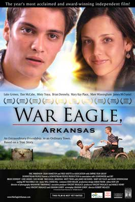 War Eagle, Arkansas - 27 x 40 Movie Poster - Style A
