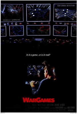 WarGames - 27 x 40 Movie Poster