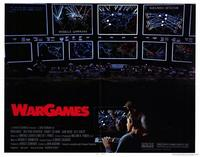 WarGames - 22 x 28 Movie Poster - Half Sheet Style A