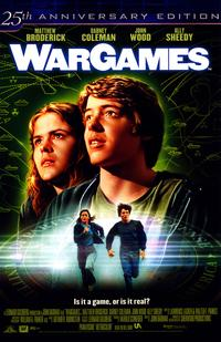 WarGames - 11 x 17 TV Poster - Style B