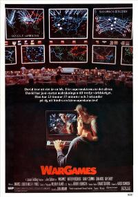 WarGames - 11 x 17 Movie Poster - Swedish Style A