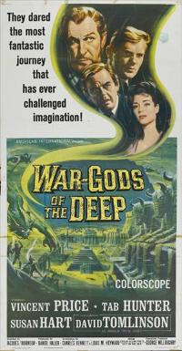 War Gods of the Deep - 20 x 40 Movie Poster - Style A