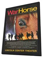 War Horse (Broadway) - 14 x 22 Poster - Heavy Stock - in Deluxe Wood Frame