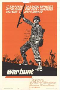 War Hunt - 11 x 17 Movie Poster - Style A