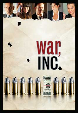 War, Inc. - 27 x 40 Movie Poster - Style A