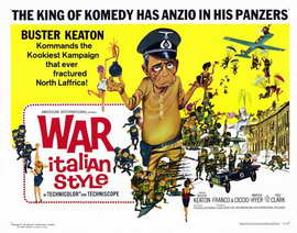 War Italian Style - 11 x 14 Movie Poster - Style A